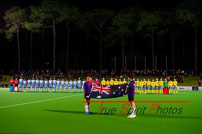 International Hockey Kookaburras vs India @ Perth Stadium 17.05.2019