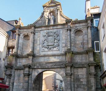 Vannes-Guenneho Church-Basilique Notre Dame in Rancier-Chateau de Josselin 9-7-13