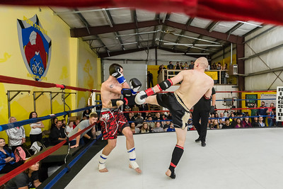 Muay Thai Fight Night at Pure Fitness Martial Arts
