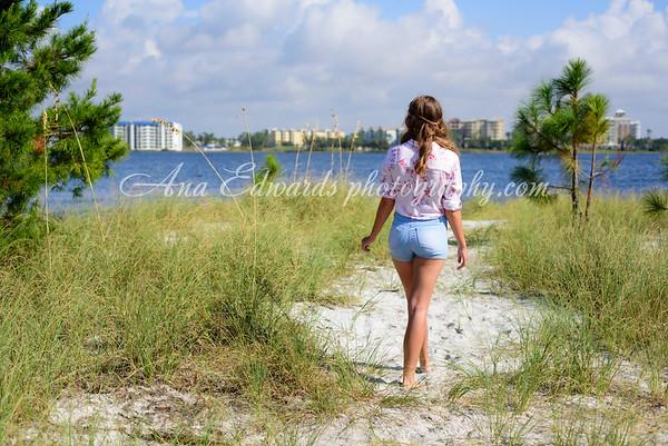 Brooke. 2021 North Bay Haven Senior  |  Panama City Beach
