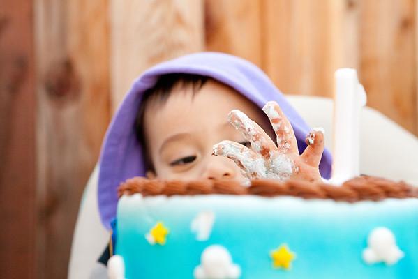 Mateo's Birthday