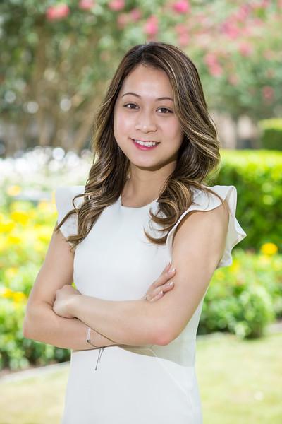 Linh Luong Headshots