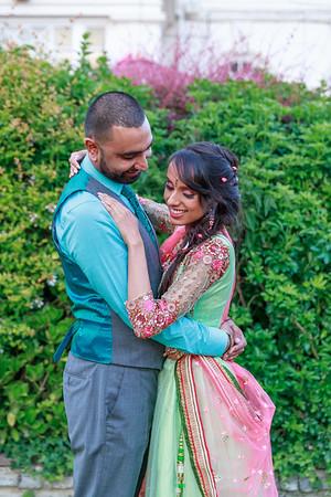Priyan & Ashh Mehndi