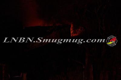 Massapequa F.D. House Fire 13 Delta Rd. 11-12-11