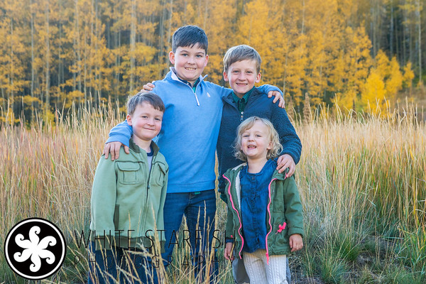 Vail Family Photos - East Vail - Browning