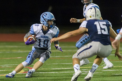 Squalicum defeats Gig Harbor 31 to 15 in varsity football
