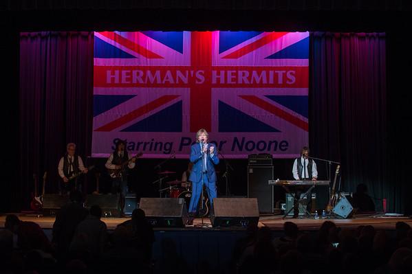 Herman's Hermits Concert 2015