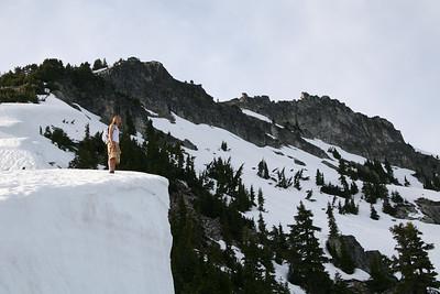 TNAB Solstice on Snoqualmie Peak 6-19-08