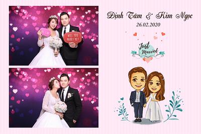 Wedding - Dinh Tam & Kim Ngoc