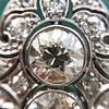 1.75ctw Edwardian Toi et Moi Old European Cut Diamond Ring  34