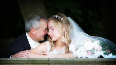 Phillippa and Warren Daws Wedding