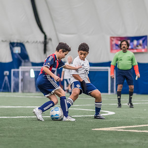 KNSC Red vs SC Toronto White