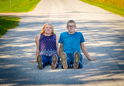 Madison & Dylan's Senior Pictures