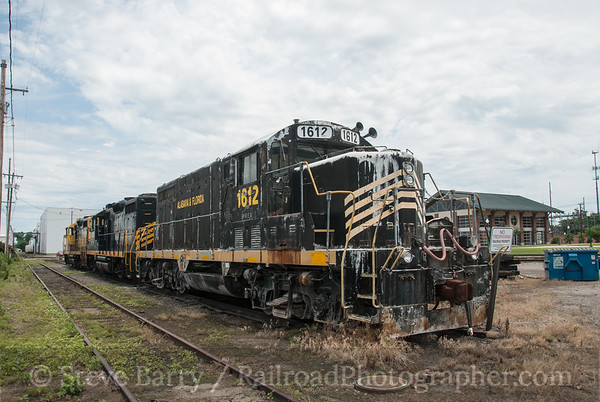Fort Smith Railroad Fort Smith, Arkansas June 12, 2014