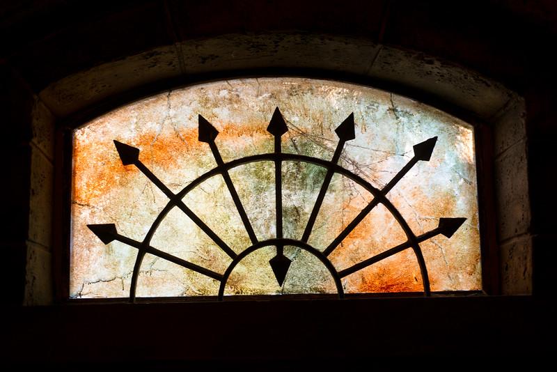 Haunted Mansion Window - Magic Kingdom Walt Disney World