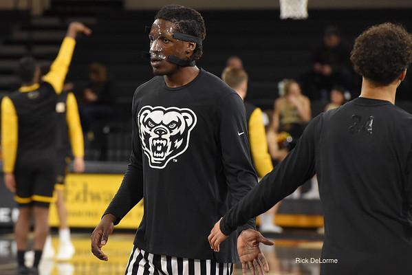 Oakland Men's Basketball v Milwaukee 01-10-19