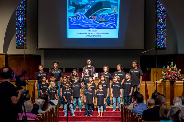 "Children's Musical - ""Oh, Jonah!""  4-24-2016"