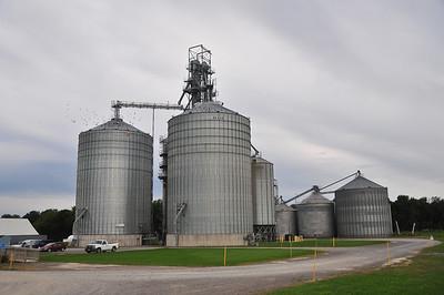 20130907- Grain Elevator Rescue Drill
