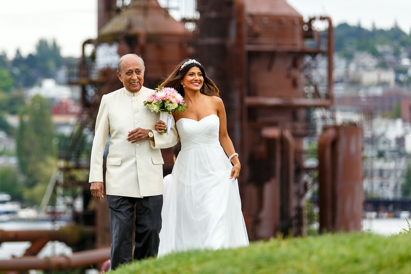 Dear Wedding at Gas Works Park 8.14.14