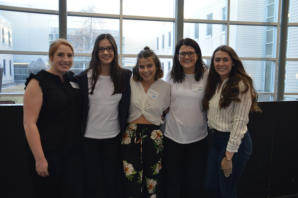 Dalhousie University Student Leadership Conference, January, 2019