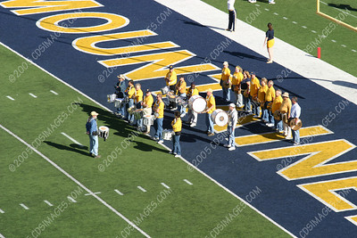 WVU vs Louisville - Pregame Formations