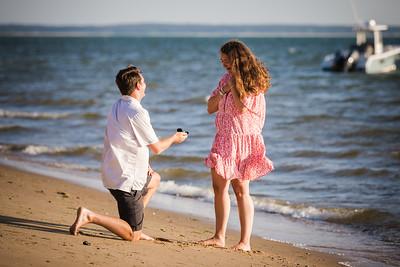 Jeremy & Grace get engaged!