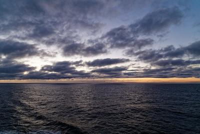 At Sea - Sep 19, 2014