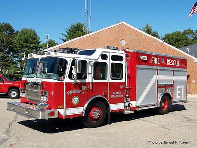North Hampton, NH Fire Apparatus