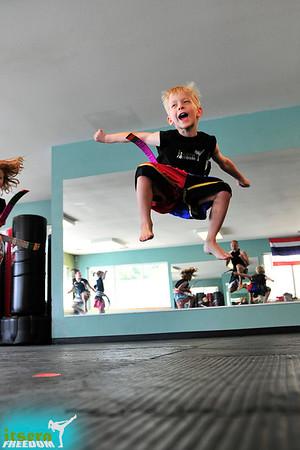 Belt Testing - 8/27/11 - Juniors & Ninjas