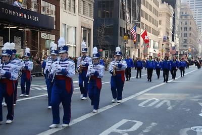 NYC St Patrick's Day Parade - Part 2