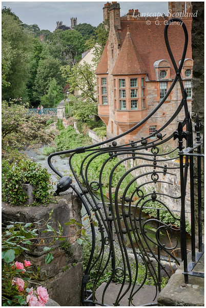 Water of Leith at Dean Village, Edinburgh