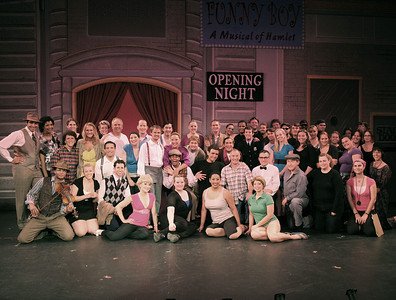 The Cast Photo, Aug. 8, 2009