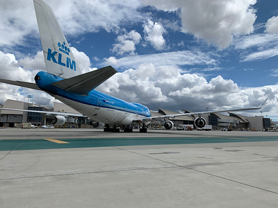 KLM (Royal Dutch Airlines)