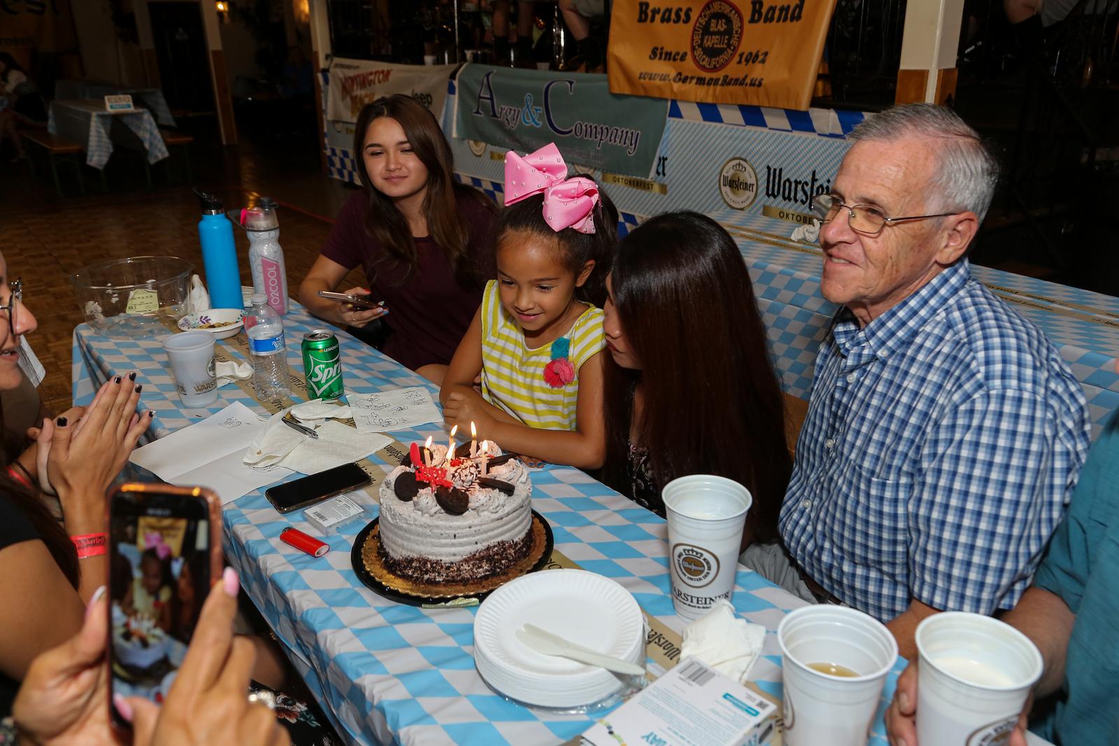 Oktoberfest is Kinderfest Family Day