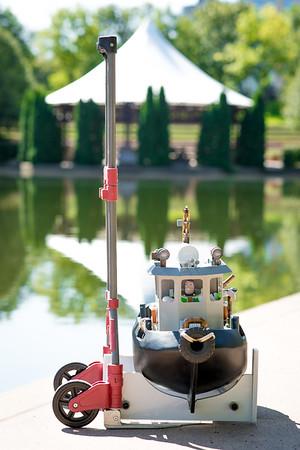"""Jeff McCabe's          """"Stubby""""   Tug Boat"""