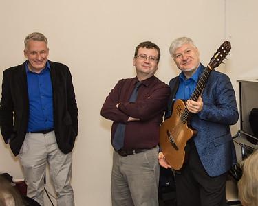 OASIS Music Pilgram Trio