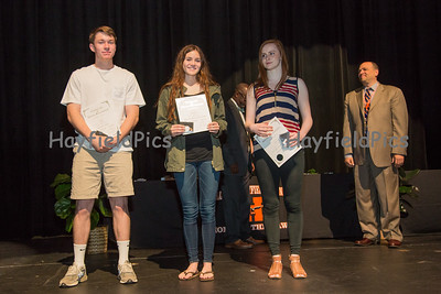 Underclassmen Awards Convocation 6/15/16
