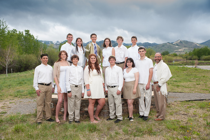 THS Confirmation Class 2012