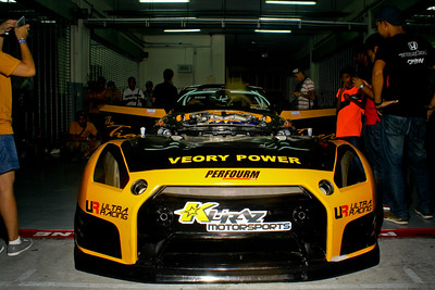 The Tiger GTR35 Indonesia Drag Machine