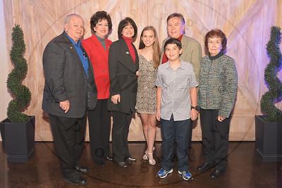 McGehee Sweet 16 Families