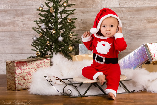 Gatlin - 1yr/Christmas 2017