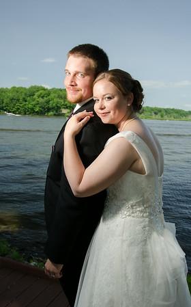 Daning Arend wedding