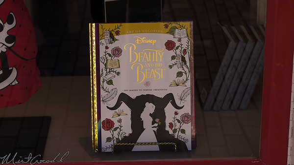 Disneyland Resort, Disneyland, Beauty And The Beast, Beauty, Beast, Main Street USA