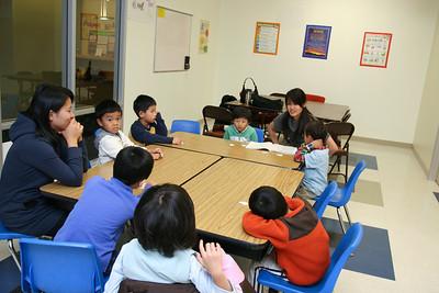Children Sunday School and Worship