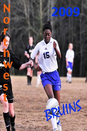 Soccer Senior Posters 2009