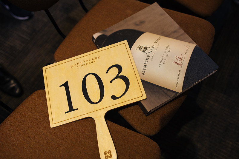 Premiere Napa Valley 2020 Auction