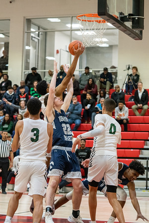 Winter 2020:  Boys Varsity Basketball vs. Georgetown Prep