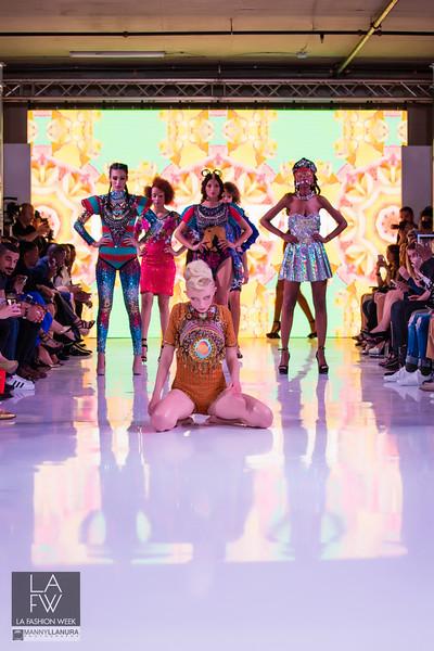 LAFW FW 2016 Los Angeles Fashion Week