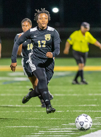 Girls Soccer: Oxon Hill vs. Largo