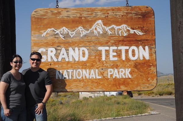 2017 08 26 Grand Teton Jenny Lake Wyoming